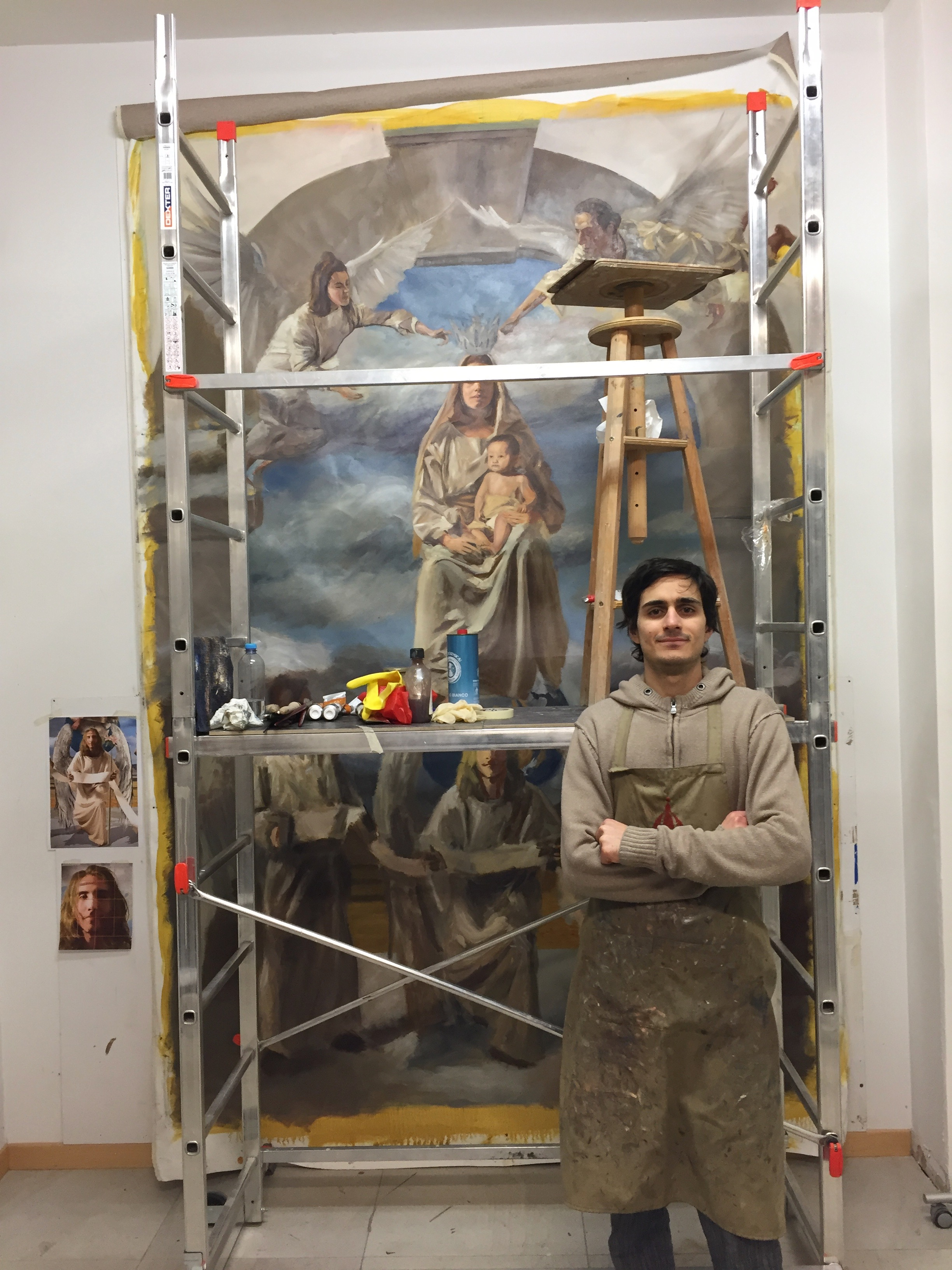 Opere - Sacred Art School Firenze
